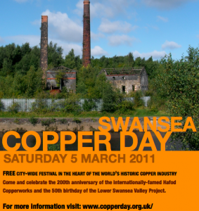 Copper Day poster, 5 March 2011
