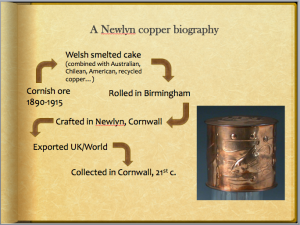 Newlyn copper biography