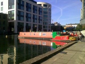 Industrial heritage at London Canal Museum