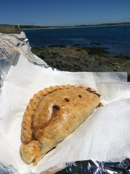 Cornish pasty (c) Tehmina Goskar
